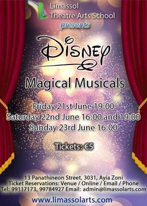 Disney Magical Musicals