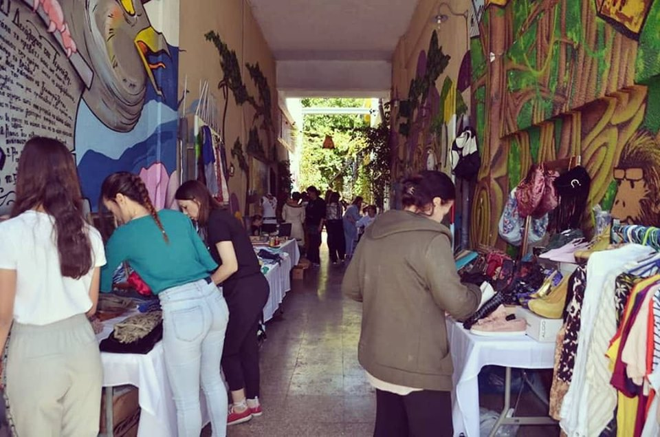 The Curious Charity Market - Autumn Edition