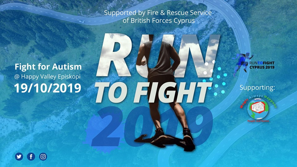 Run 2 Fight 2019 - Fight for Autism