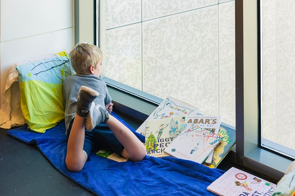 Storytime at the A. G. Leventis Gallery