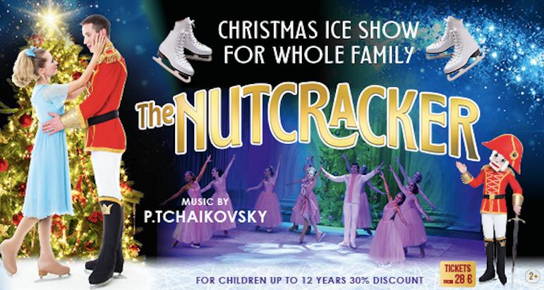 "Ice Show ""The Nutcracker"""