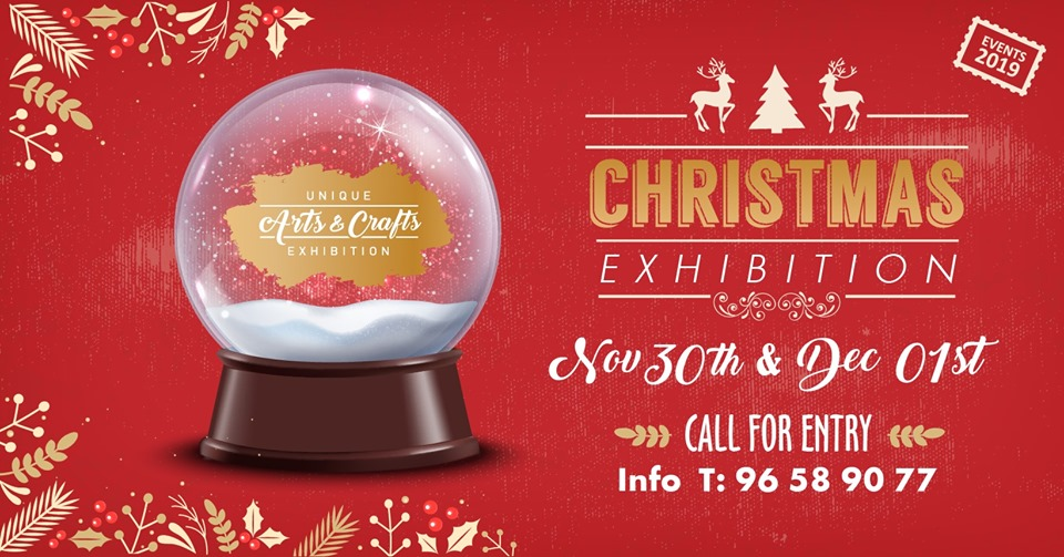 Christmas Exhibition Limassol