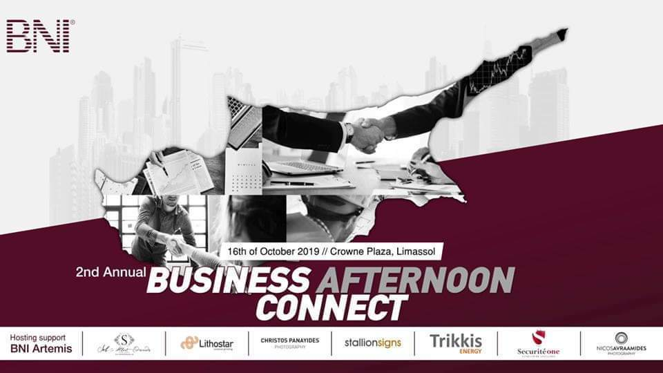 Business Afternoon Connect Networking Event