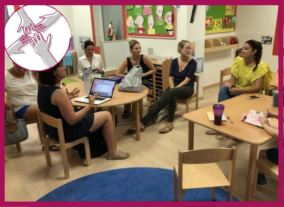 Birth Forward Open Meeting Limassol