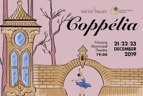 Lefkosia Youth Ballet- Coppelia